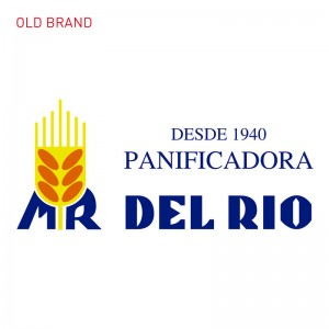 Old brand MR DEL RÍO