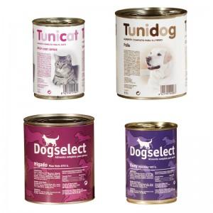 Tunicat, Tunidog y Dogselect branding