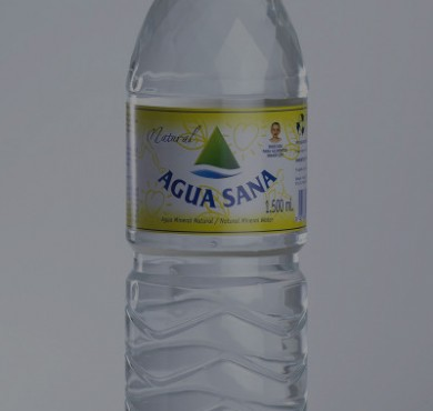 Agua Sana branding