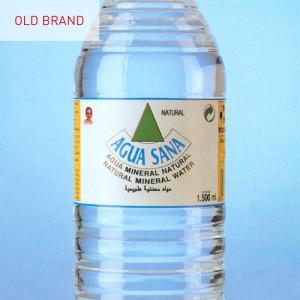 Old brand Agua Sana
