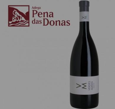 Pena das Donas corporate identity and Verdes Matas branding