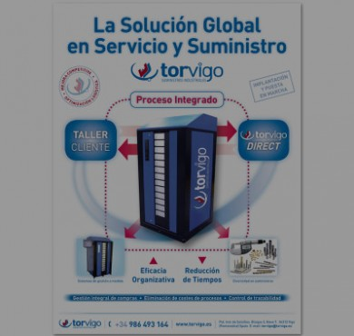 Torvigo advertising and promotion