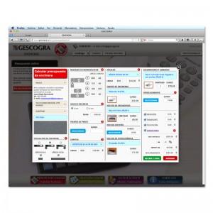 Gescogra website