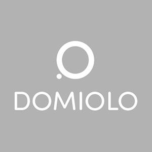 Logo Domiolo gris