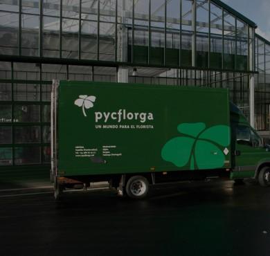 Imagen corporativa Pycflorga