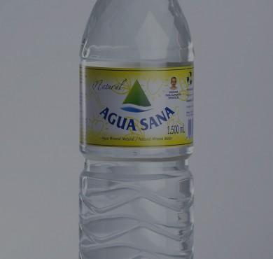 Imagen de marca Agua Sana