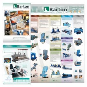 Diseño y comunicación Barton