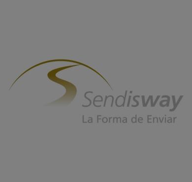 Imagen Sendisway sobre blanco